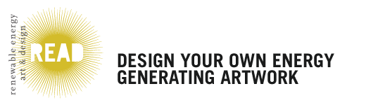Design Your Own Energy Generating Artwork