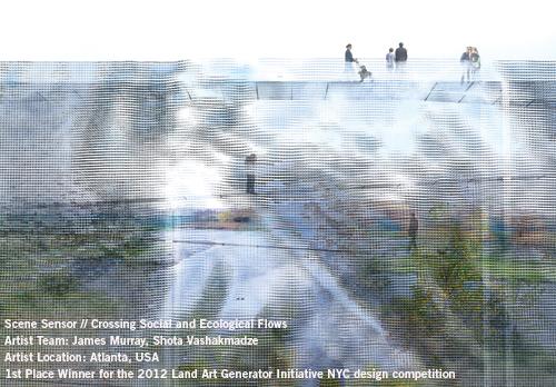1st Place Winner For Lagi 2012 Scene Sensor Crossing
