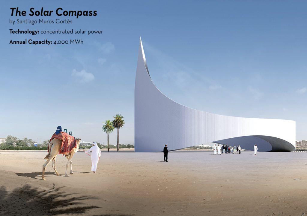 The Solar Compass, LAGI 2019 Abu Dhabi