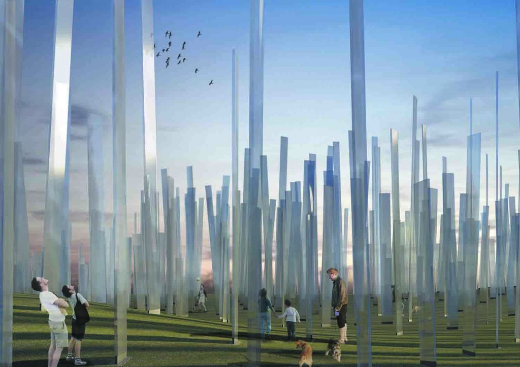 LAGI 2018, land art generator initiative, PITCH!, ClearVue Technology, solar power, transparent solar, renewables, public art, City of Port Phillip, St Kilda Triangle, Melbourne, Australia, LAGI 2018 Melbourne