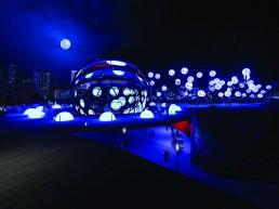 Solar Orbs, SUNY University, Anne Godfrey, LAGI 2018, Land Art Generator Initiative, solar energy, solar thermal energy, concentrated solar, Rawlemon, St Kilda Triangle, City of Port Phillip, art and energy, clean energy, renewable energy, Melbourne, Victoria, Australia