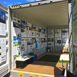 LAGI 2018, Melbourne, exhibition, St Kilda, St Kilda Triangle, Land Art Generator Initiative, Design Competition, renewable energy, public art, clean energy