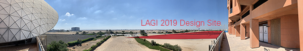 LAGI 2019 Site at Masdar City