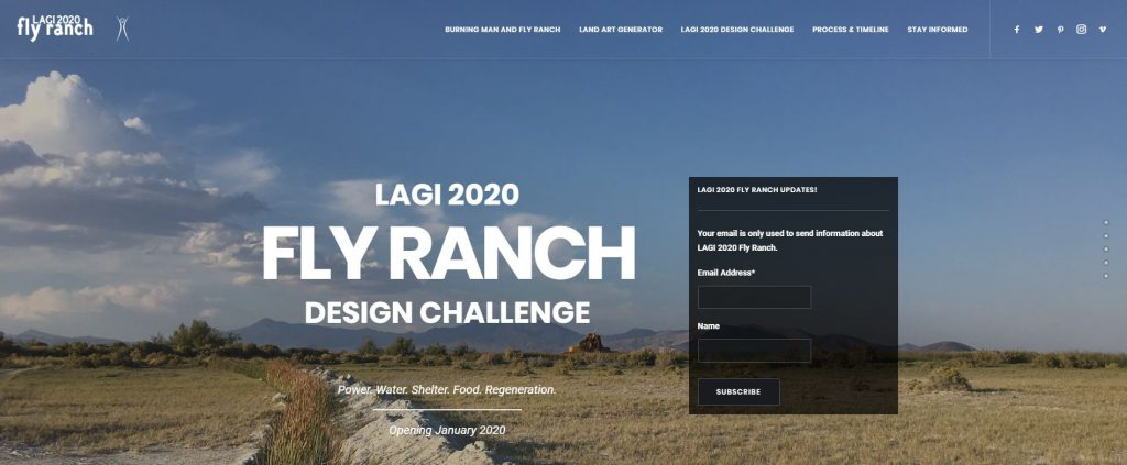 LAGI 2020 Fly Ranch