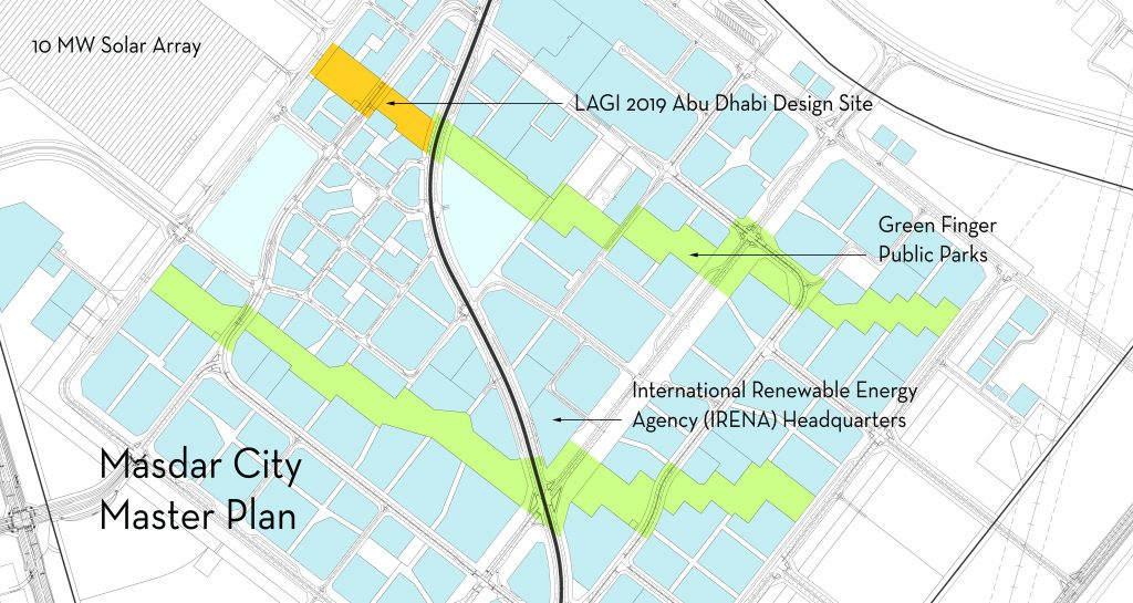LAGI 2019 Site Boundary