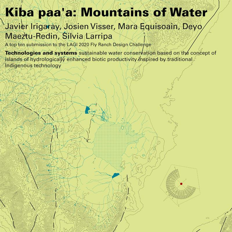 Kiba paa'a: Mountains of Water