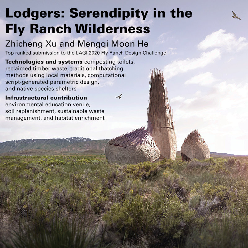 Lodgers: Serendipity in the Fly Ranch Wilderness